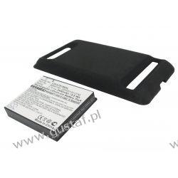 HTC Tianxi T9188 / BB99100 2400mAh 8.88Wh Li-Ion 3.7V powiększony czarny (Cameron Sino) Akumulatory