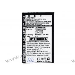 LG VX8800 / LGIP-390B 800mAh 2.96Wh Li-Ion 3.7V srebrny (Cameron Sino) Pozostałe