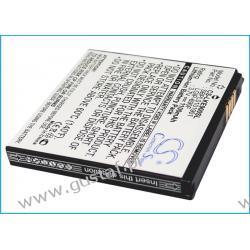 LG E900 / LGIP-690F 1100mAh 4.07Wh Li-Ion 3.7V (Cameron Sino)