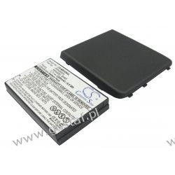 Motorola MB810 / BH6X 2300mAh 8.51Wh Li-Ion 3.7V powiększony czarny (Cameron Sino) HP, Compaq
