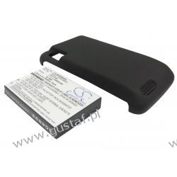 Motorola MB860 / BH6X 2800mAh 10.36Wh Li-Ion 3.7V powiększony czarny (Cameron Sino) Akumulatory