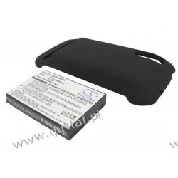 Motorola MB855 / HF5X 2800mAh 10.36Wh Li-Ion 3.7V powiększony czarny (Cameron Sino) LG