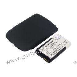 Blackberry Curve 8520 / C-S2 1900mAh 7.03Wh Li-Ion 3.7V powiększony czarny (Cameron Sino) Motorola