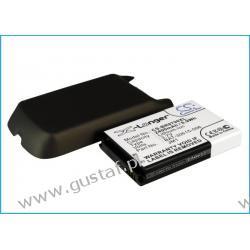 Blackberry Bold 9790 / JM1 2400mAh 8.88Wh Li-Ion 3.7V powiększony czarny (Cameron Sino) BlackBerry