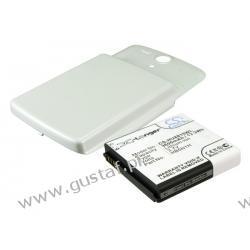 Huawei Ascend U8815 / HB5N1H 3600mAh 13.32Wh Li-Ion 3.7V powiększony biały (Cameron Sino) Akumulatory