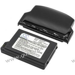 Sony PSP-S110 1800mAh 6.66Wh Li-Polymer 3.7V powiększony czarny (Cameron Sino) Gry
