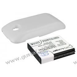 HTC A320E / BA S850 2200mAh 8.14Wh Li-Ion 3.7V powiększony biały (Cameron Sino) Pozostałe