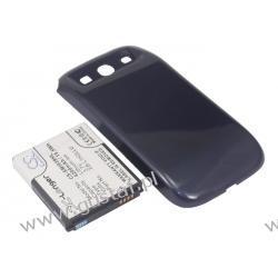 Samsung SCH-i939 / EB-L1H2LLU 4200mAh 15.54Wh Li-Ion 3.7V powiększony niebieski (Cameron Sino) Pozostałe