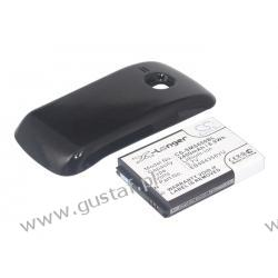Samsung EB464358VU / Galaxy Mini 2 2400mAh 8.88Wh Li-Ion 3.7V powiększony czarny (Cameron Sino) Ładowarki