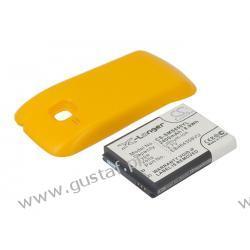 Samsung EB464358VU / Galaxy Mini 2 2400mAh 8.88Wh Li-Ion 3.7V powiększony żółty (Cameron Sino)