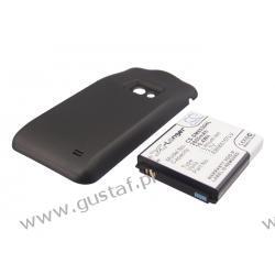 Samsung GT-I8530 /EB585157LU 2800mAh 10.36Wh Li-Ion 3.7V powiększony czarny (Cameron Sino) Toshiba
