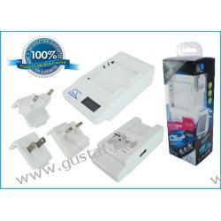 Sony Ericsson EP500 zewnętrzna biurkowa ładowarka sieciowa (Cameron Sino) Akumulatory