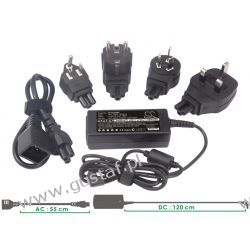 Zasilacz sieciowy Samsung ADP-40MH  AC 100~240V. 50 - 60Hz 19V-2.1A. 40W wtyczka 5.5x3.0mm (Cameron Sino) AAA (R3)