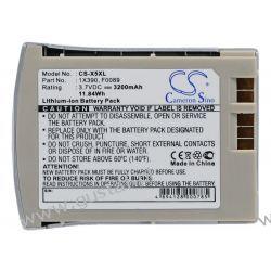 Dell Axim X5 / 1X390 3200mAh 11.84Wh Li-Ion 3.7V powiększony srebrny (Cameron Sino) Nokia