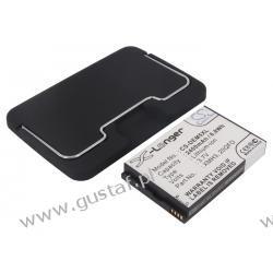 Dell Mini 5 / XMH3 2400mAh 8.88Wh Li-Ion 3.7V powiększony czarny (Cameron Sino) Samsung