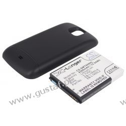 Samsung SGH-T699 /EB-L1K6ILZ 4200mAh 15.54Wh Li-Ion 3.7V powiększony czarny (Cameron Sino) Dell