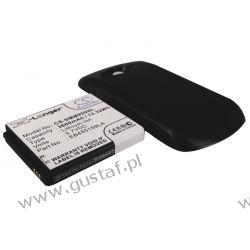Samsung SPH-M950 / EB485159LA 3600mAh 13.32Wh Li-Ion 3.7V powiększony czarny (Cameron Sino) Części i akcesoria
