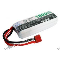1600mAh 17.76Wh Li-Polymer 11.1V 3S 30C (Cameron Sino)