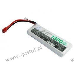 1800mAh 13.32Wh Li-Polymer 7.4V 2S 30C (Cameron Sino)