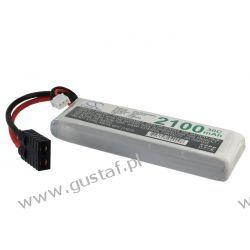 2100mAh 15.54Wh Li-Polymer 7.4V 2S 30C Traxxas (Cameron Sino)
