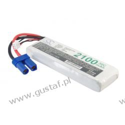 2100mAh 15.54Wh Li-Polymer 7.4V 2S 30C EC5 (Cameron Sino) Asus