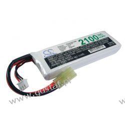 2100mAh 15.54Wh Li-Polymer 7.4V 2S 30C JST (Cameron Sino) Inni producenci