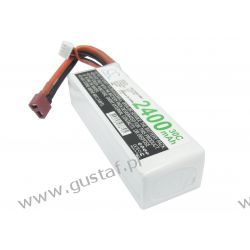 2400mAh 35.52Wh Li-Polymer 11.1V 3S 30C (Cameron Sino) HP, Compaq
