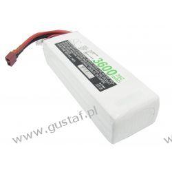 3600mAh 53.28Wh Li-Polymer 14.8V 4S 35C (Cameron Sino) Casio