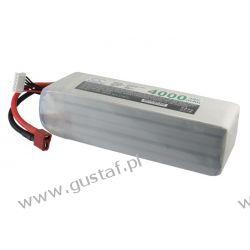 4000mAh 74.00Wh Li-Polymer 18.5V 5S 35C (Cameron Sino) Głośniki przenośne