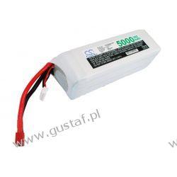 5000mAh 92.50Wh Li-Polymer 18.5V 5S 35C (Cameron Sino) Akumulatory