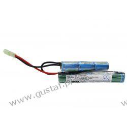 1500mAh 12.60Wh Ni-MH 8.4V 7S 2/3A Mini Tamiya (Cameron Sino) Akumulatory