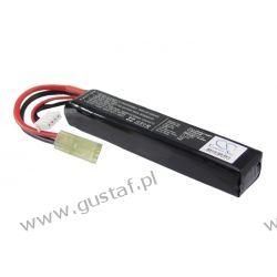 850mAh 9.44Wh Li-Polymer 11.1V 3S 15C Mini Tamiya (Cameron Sino) Sony