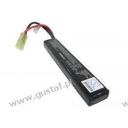 1100mAh 8.14Wh Li-Polymer 7.4V 2S 15C Mini Tamiya (Cameron Sino)