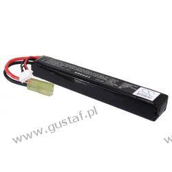 1100mAh 12.21Wh Li-Polymer 11.1V 3S 15C Mini Tamiya (Cameron Sino) Samsung