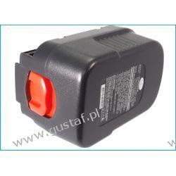 Black & Decker 499936-34 2000mAh 28.80Wh Ni-MH 14.4V (Cameron Sino) Pozostałe