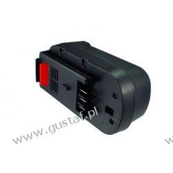Black & Decker 244760-00 3000mAh 54.00Wh Ni-MH 18.0V (Cameron Sino) Akcesoria