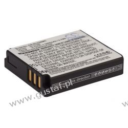 Pentax D-LI106 1000mAh 3.70Wh 3.7V Li-Ion (Cameron Sino) Pentax