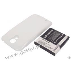 Samsung GT-I9500 / B600BE 5200mAh 19.24Wh Li-Ion 3.7V powiększony biały (Cameron Sino) Pozostałe