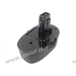 Black & Decker PS145 3300mAh 59.40Wh Ni-MH 18.0V (Cameron Sino) Akumulatory