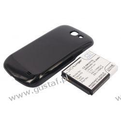 Samsung SGH-I437 / EB-L1H9KLU 2800mAh 10.36Wh Li-Ion 3.7V powiększony czarny (Cameron Sino) Akcesoria