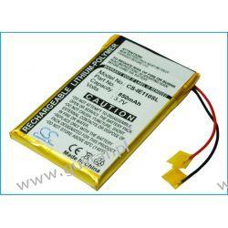 iRiver E100 850mAh 3.15Wh Li-Polymer 3.7V (Cameron Sino) Pozostałe