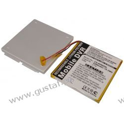 Archos AV605 120GB 5200mAh 19.24Wh Li-Polymer 3.7V powiększony srebrny (Cameron Sino) Pozostałe