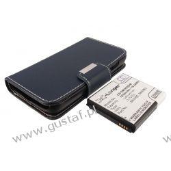 Samsung GT-I9500 / B600BE 5200mAh 19.24Wh 3.7V Li-Ion powiększony ciemnoniebieski (Cameron Sino) Sony Ericsson