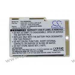 Nintendo DS /  USG-003 1800mAh 6.66Wh Li-Ion 3.7V powiększony biały (Cameron Sino) Gry na konsole