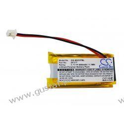 Dogtra BP37F 300mAh 1.11Wh Li-Polymer 3.7V (Cameron Sino) Inni producenci