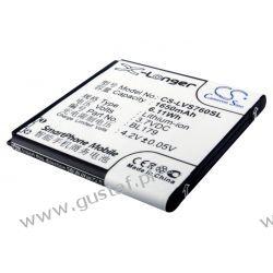 Lenovo A288t / BL179 1650mAh 6.11Wh Li-Ion 3.7V (Cameron Sino) Akcesoria