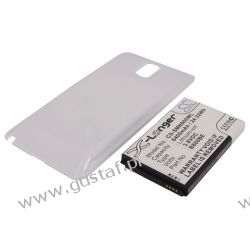 Samsung Galaxy Note 3 / B800BE 6400mAh 24.32Wh Li-Ion 3.8V powiększony biały (Cameron Sino) Inni producenci
