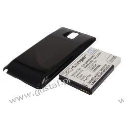 Samsung Galaxy Note 3 / B800BE 6400mAh 24.32Wh Li-Ion 3.8V powiększony czarny (Cameron Sino) Pozostałe