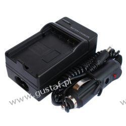 Sanyo DB-L80 / Panasonic VW-VBX070 ładowarka 230V/12V (gustaf) Fotografia