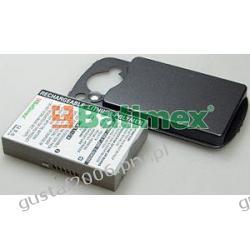 Era Mda Vario II / 35H00060-00M 3000mAh Li-Polymer 3.7V powiększony czarny (Batimex) HTC/SPV